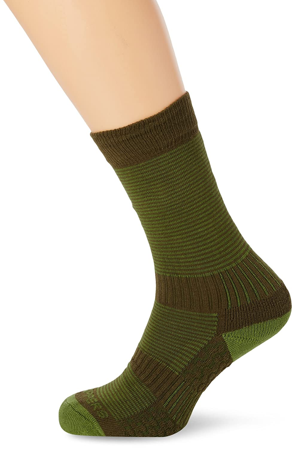 Extra Long For Men Mosquitos Ideal in Spring and Summer. Hiking and Trekking Insects Women and Kids DANISH ENDURANCE Anti-Tick Merino Wool Outdoor Socks Repellent Protection against Ticks