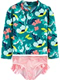Simple Joys by Carter's Girls' Assorted Rashguard Sets