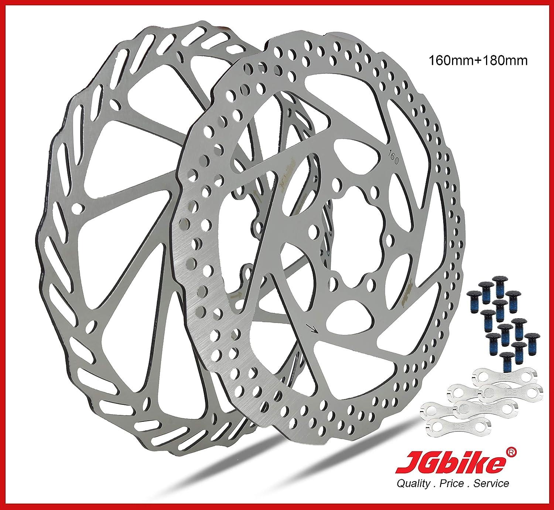 MTB Bike Disc Brake Rotor 160mm,180mm,203mm Cycling 6 Bolts Rotor Fit SHIMANO
