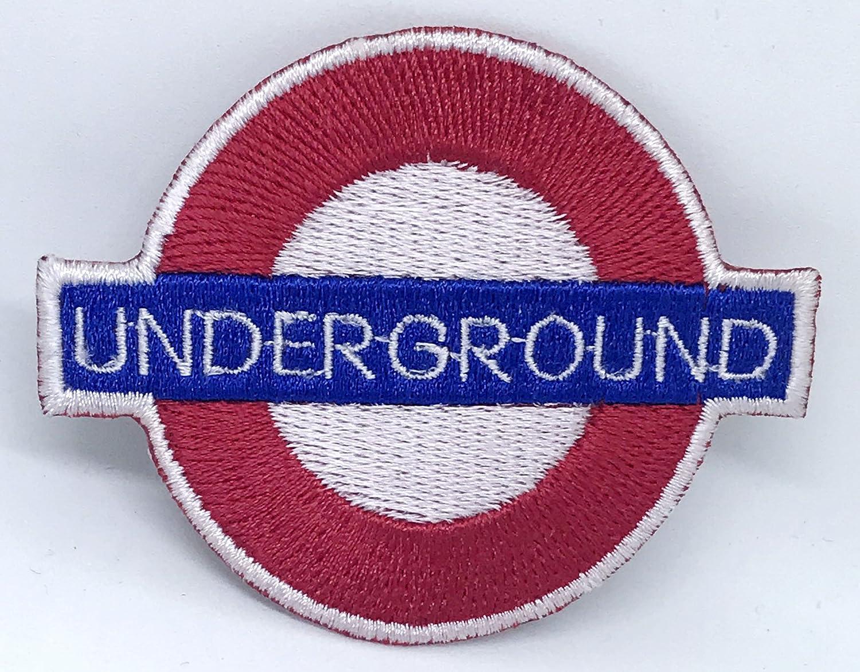 Parche bordado con logotipo de Londres para coser o planchar ...