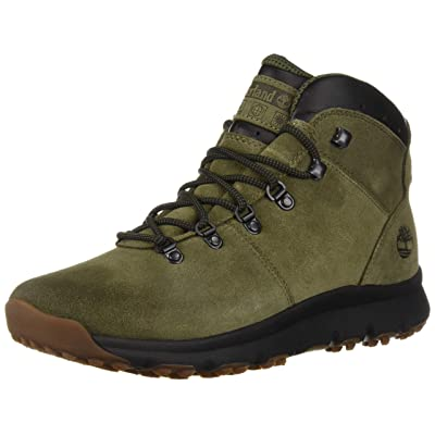 Timberland Men's World Hiker Mid Ankle Boot | Hiking Boots