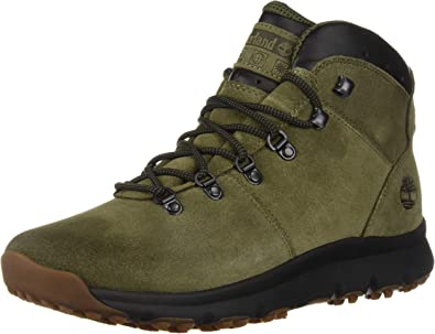 Timberland Men's World Hiker Mid Ankle Boot: