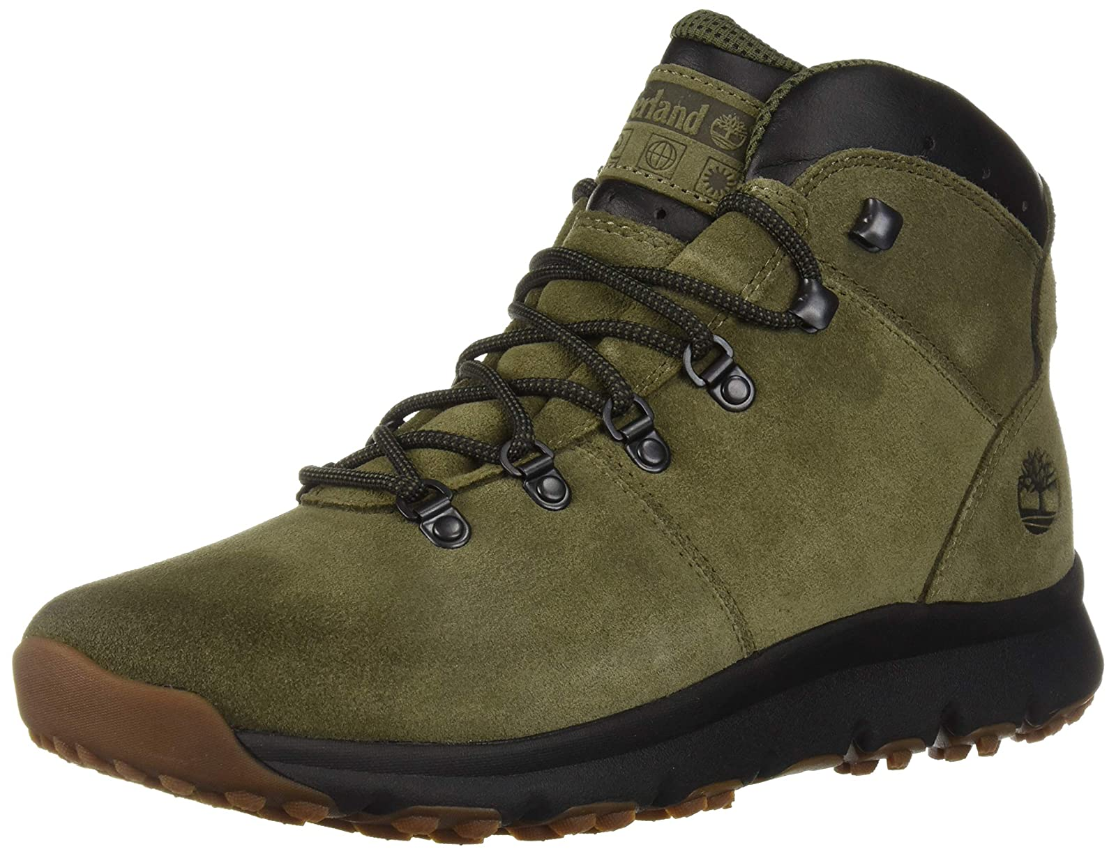 Timberland Men's World Hiker Mid Ankle TB0A1RJWA58 - 1