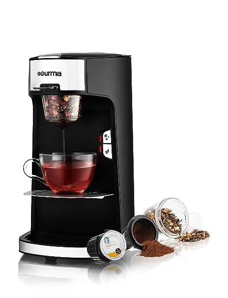 Amazon.com: Gourmia GCM3600 - Cafetera para café y café ...