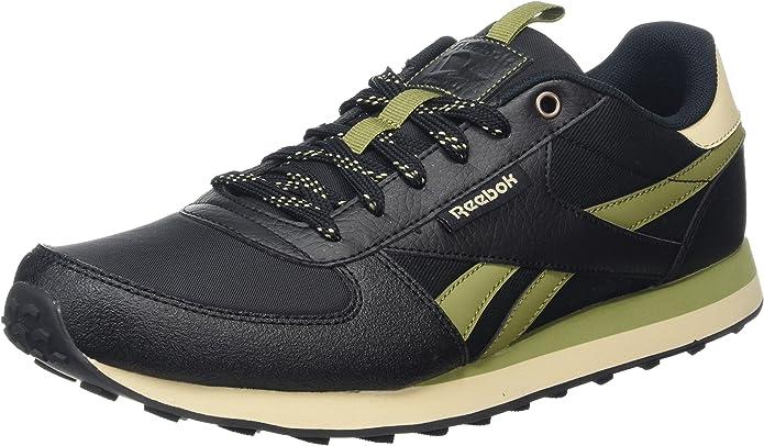 Reebok Buty Royal Slam, Herren Sneakers, Schwarz (001 Black