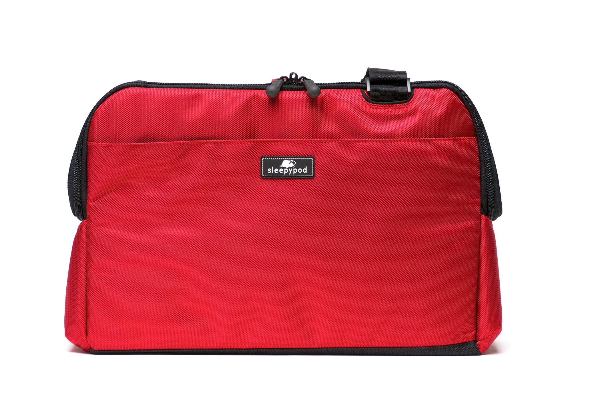 Sleepypod Atom - Strawberry Red - In Cabin Airline Approved pet carrier