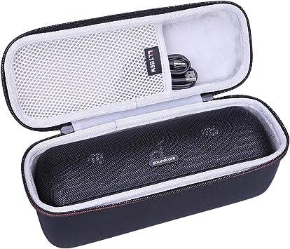 LTGEM Estuche Rígido para Soundcore Motion+ Altavoz Bluetooth: Amazon.es: Electrónica