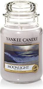 Yankee Candle MOONLIGHT 22 oz Large Jar Candle - New for 2016