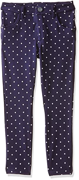 0577dd7b3c672 Cherokee by Unlimited Girls  Slim Regular Fit Trousers  Amazon.in  Clothing    Accessories