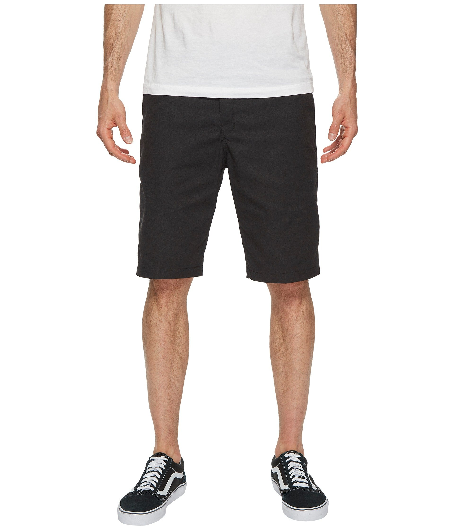 Dickies Men's 11'' Relaxed Fit Work Shorts Black 44 11