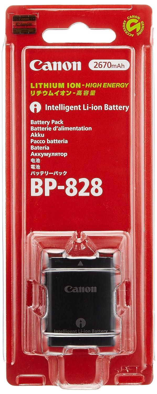 Canon バッテリーパック BP-828 8598B001   B00C7DSBN6