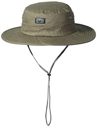 Amazon.com  O Neill Men s Traveler Surf Hat 73b8e6f3f64