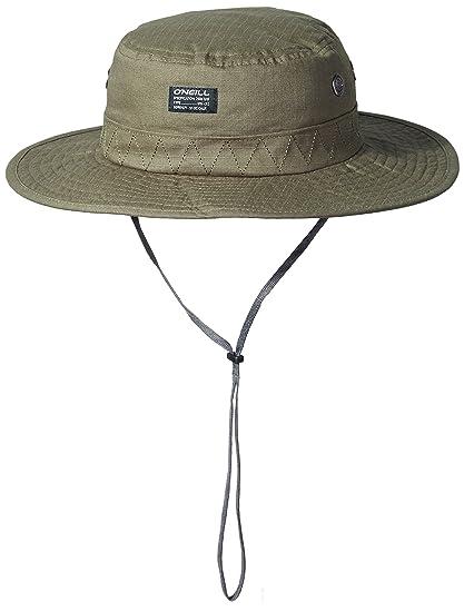 8de7baab69b Amazon.com  O Neill Men s Traveler Surf Hat