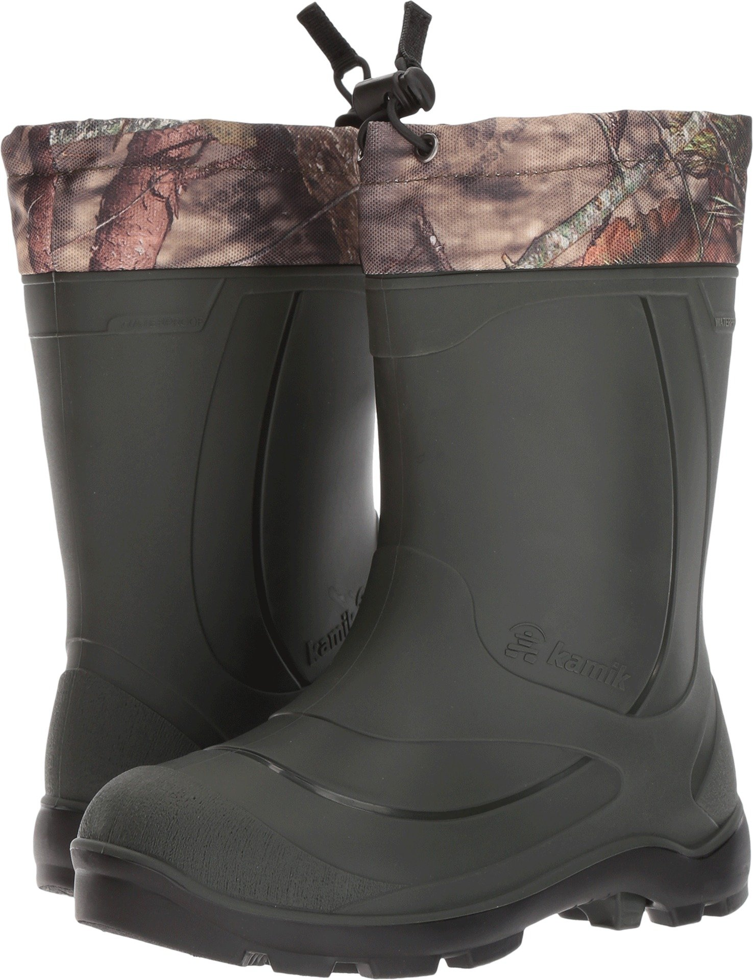 Kamik Snobuster2 Snow Boot, Mossy Oak Camouflage, 4