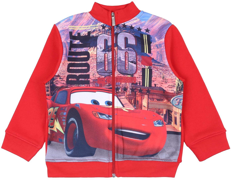 DISNEY -:- Cars -:- Chándal Rojo y Negro 4 años: Amazon.es: Ropa y ...