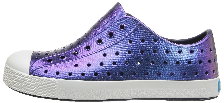 K Native Kids Jefferson Iridescent Junior-K Slip-On Native Shoes Jefferson Iridescent Junior