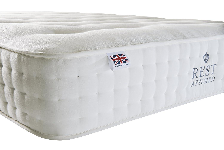 rest assured lounceston natural 2000 pocket mattress super king