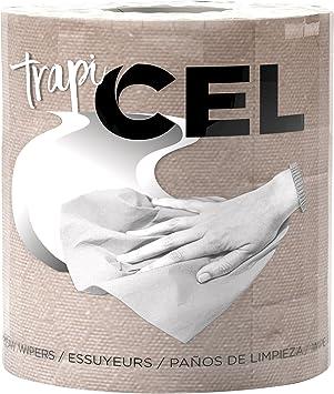 TrapiCel Paños de Limpieza de Celulosa - 8 Rollo: Amazon.es: Salud y cuidado personal