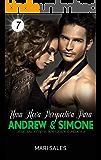 Uma Nova Perspectiva Para Andrew & Simone (Encantadas Por Livros e Música II Livro 7)