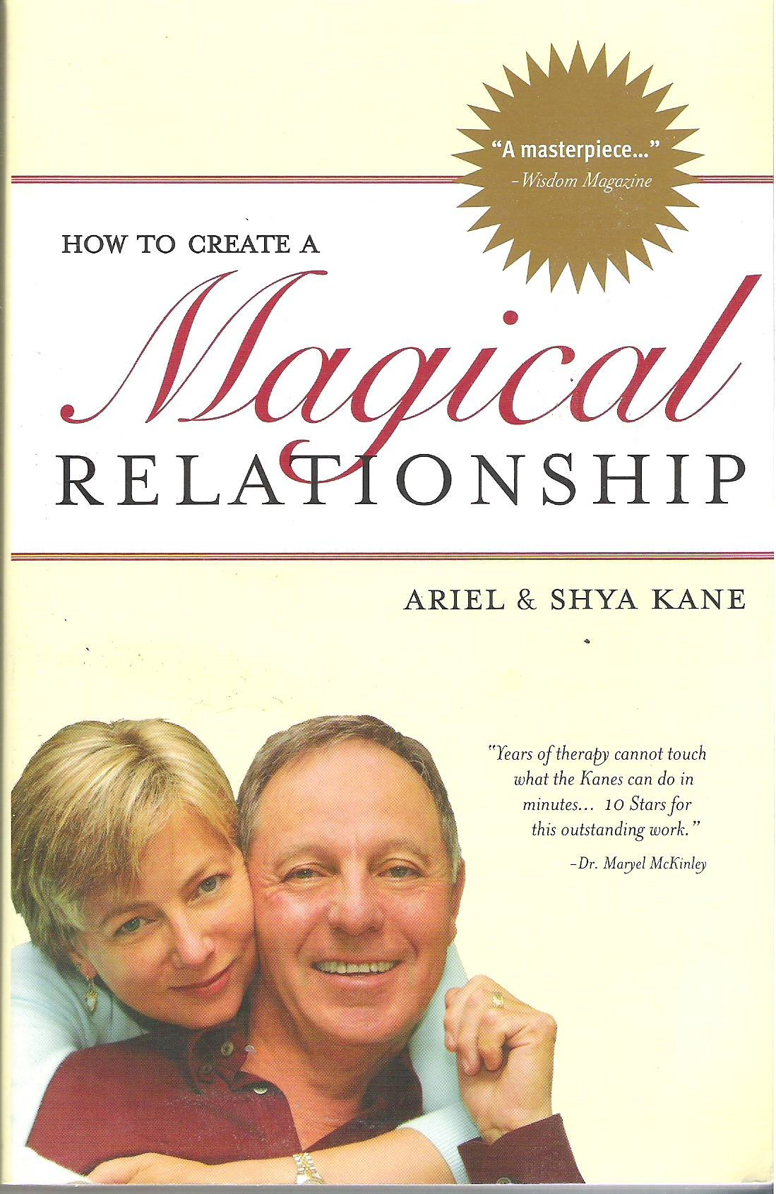 Download How to Create a Magical Relationship pdf
