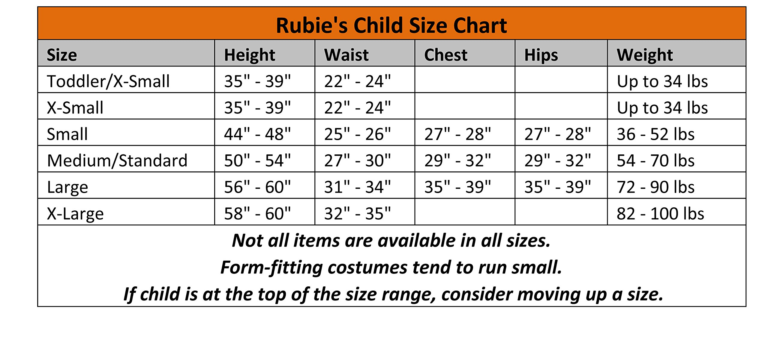 Rubie's Child's Queen Vampire Costume, Large