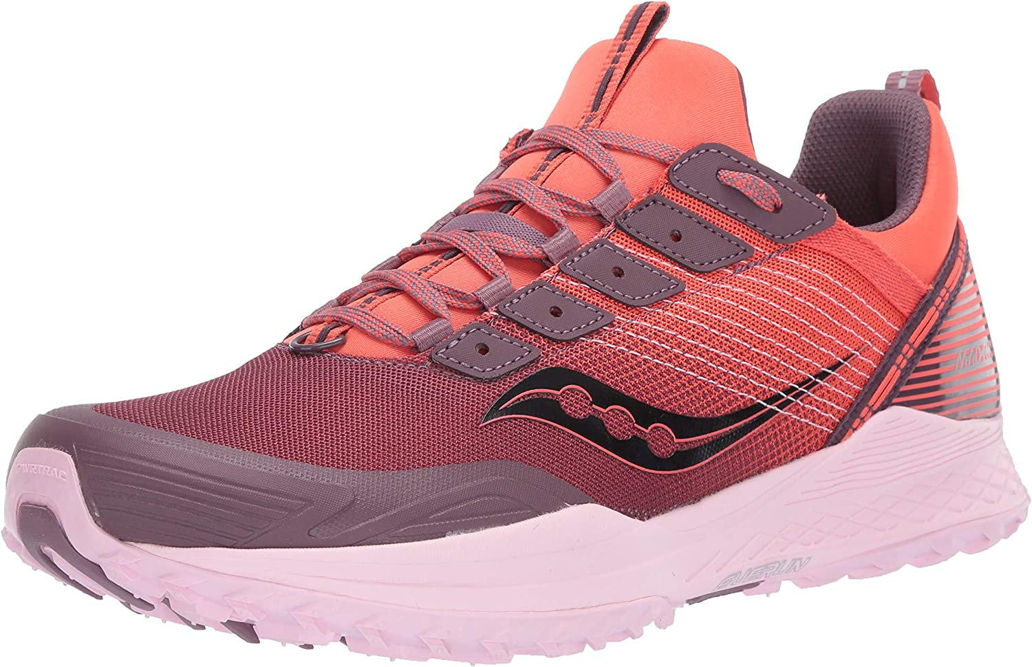   Saucony Women's Mad River TR Trail Running Shoe   Trail Running