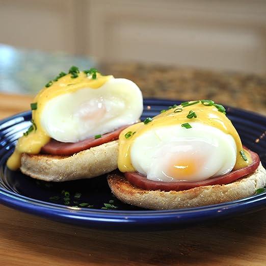 6PCS egglette Egg Cuisinière Hard boiled eggs coquille œuf silicone Cups non-Stick de