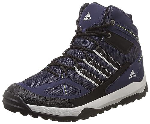 fe3c26a4b344 Adidas Men s Xaphan Mid Ii Cblack Trablu Silvmt Ssli Multisport Training  Shoes-