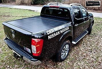 Element Trade Roll Cover para Nissan Navara NP 300 Pegatinas: Amazon.es: Coche y moto