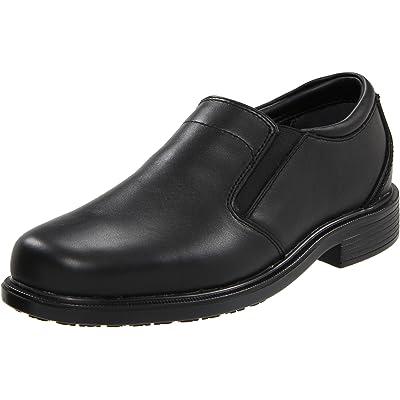 Rockport Work Men's RK6523 Work Shoe | Loafers & Slip-Ons