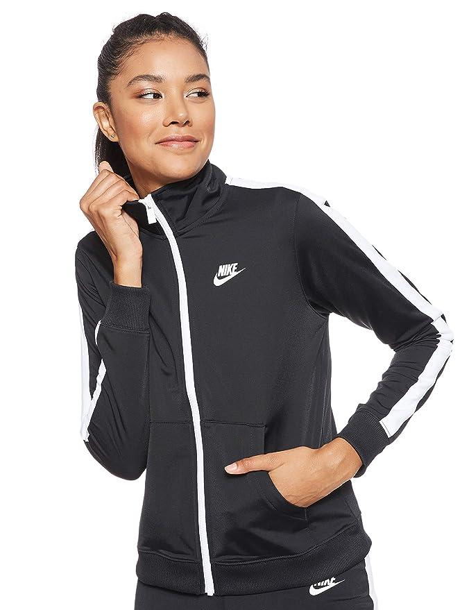 Nike W NSW TRK Suit PK Oh Chándal, Mujer: Amazon.es: Deportes y ...