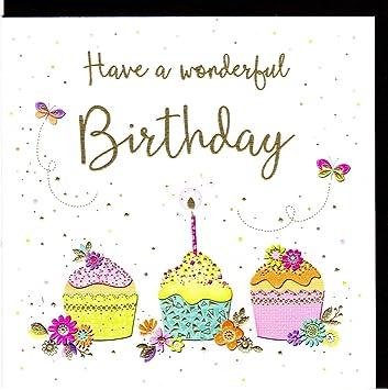 ZIZI Cards LuLu Geburtstagskarte \