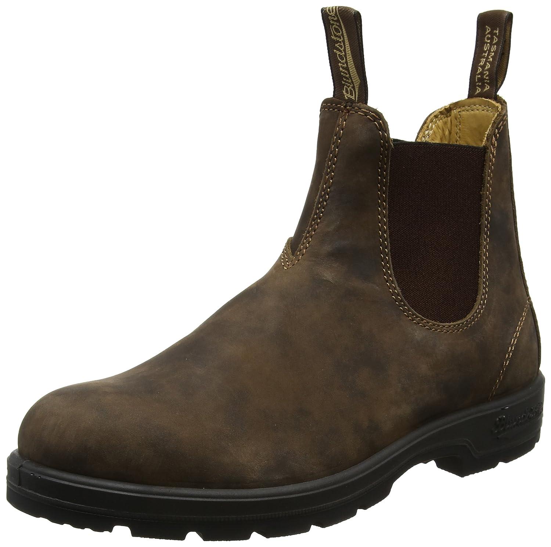 Braun (Rustic braun Rustic braun) Blaundstone Unisex-Erwachsene Classic Comfort 585 Chelsea Stiefel