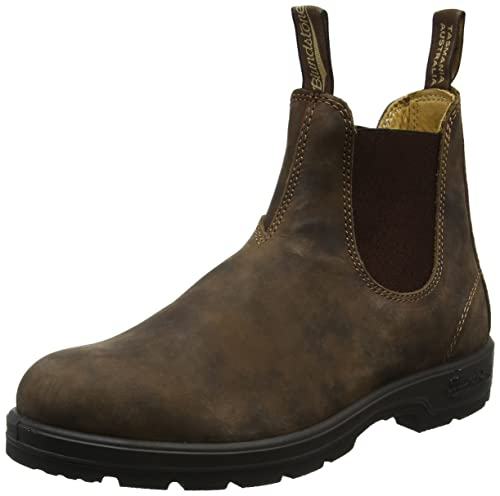 Blundstone Unisex Super 550 Series, Rustic Brown, 4.5 UK/5.5 M US