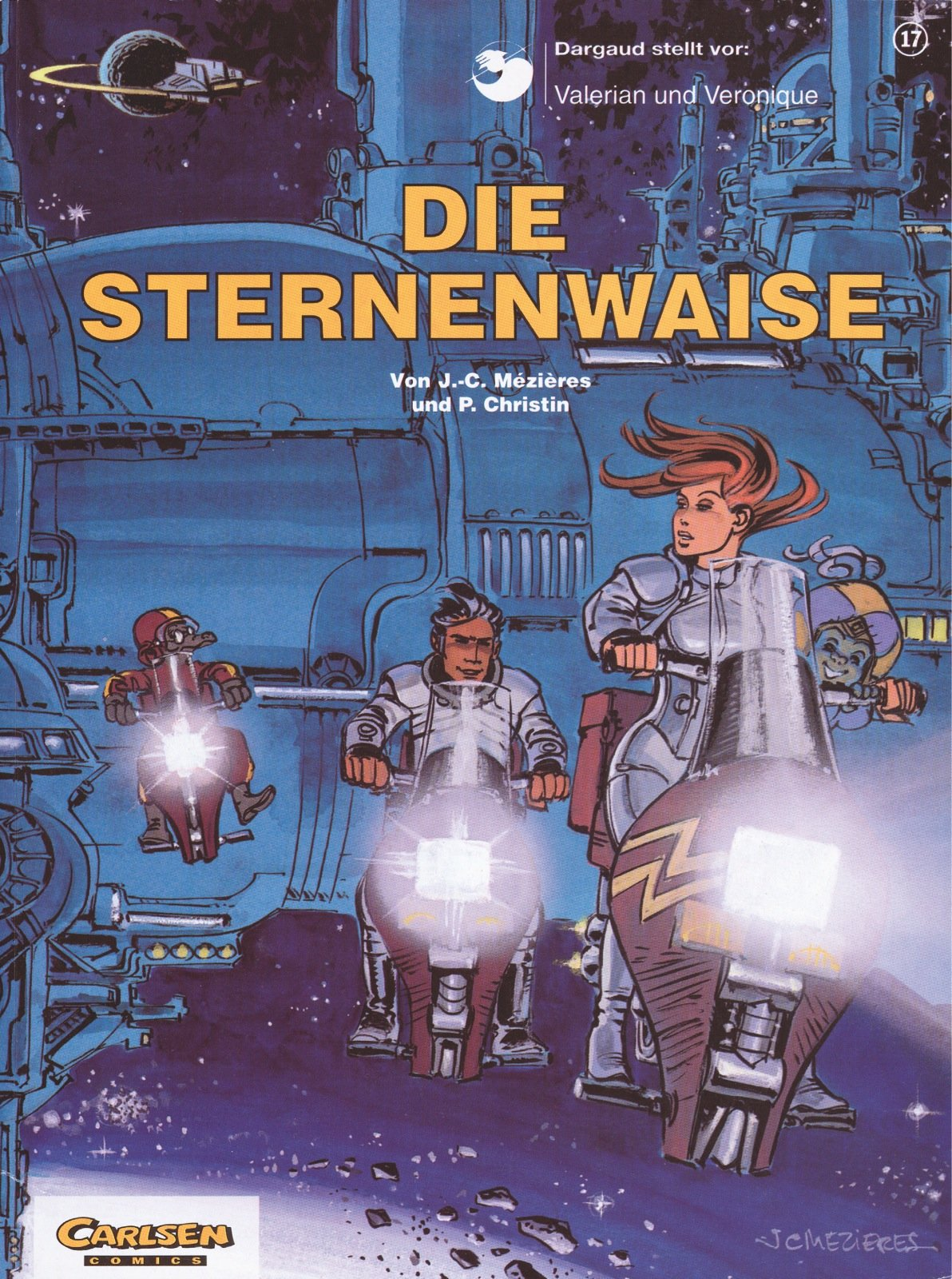 Valerian und Veronique, Bd.17, Die Sternenwaise (Valerian & Veronique, Band 17)