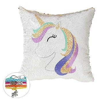 Amazon.com: Funda de almohada con diseño de sirena de ...