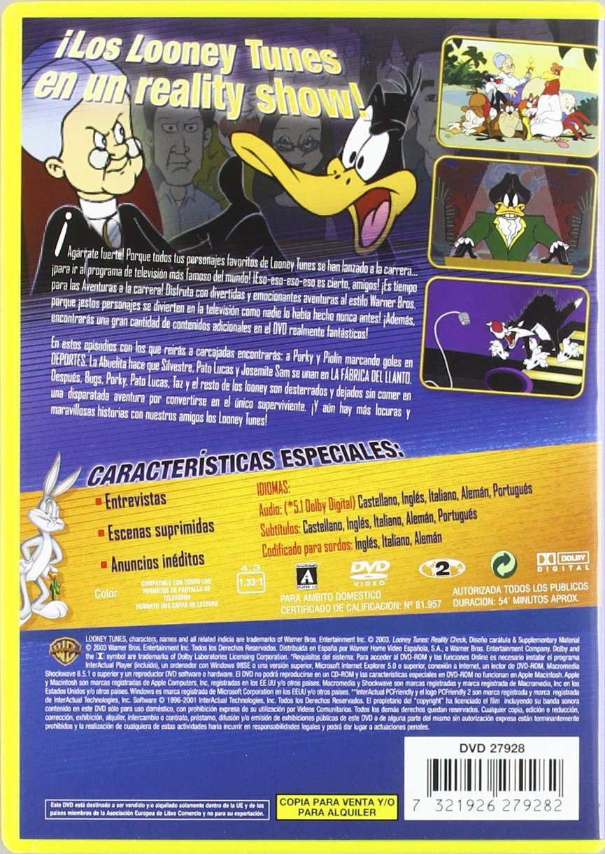 Amazon.com: Pack Toalla Baby Bugs Bunny (Import Movie) (European Format - Zone 2) (2008) Varios: Movies & TV