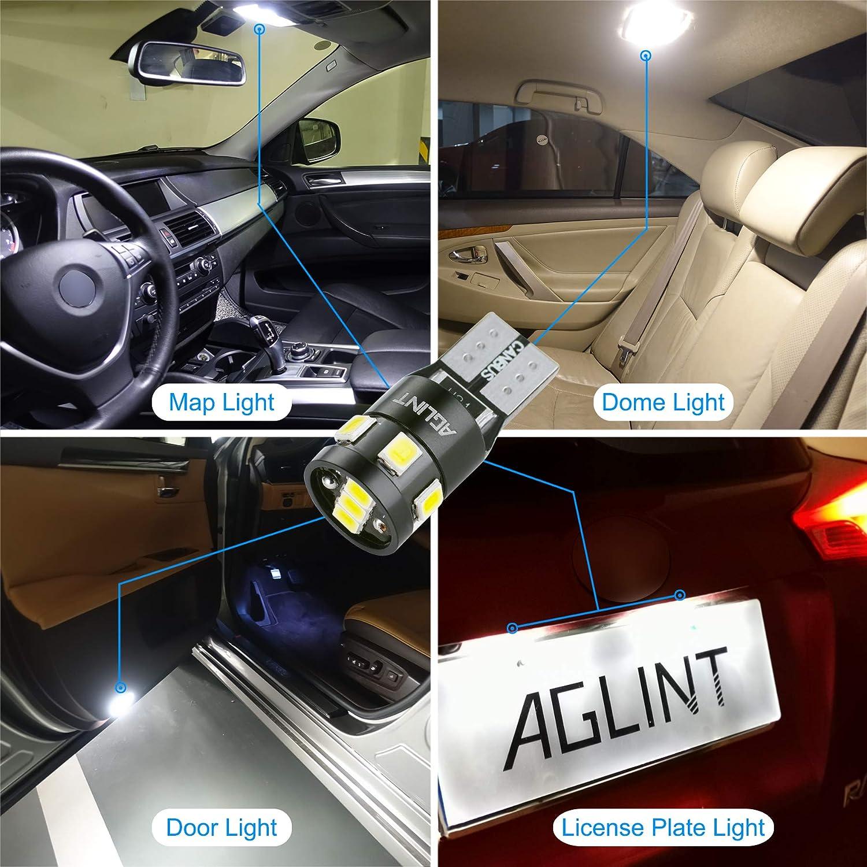 Bombilla led neon para las luces de poisicion interir del coche