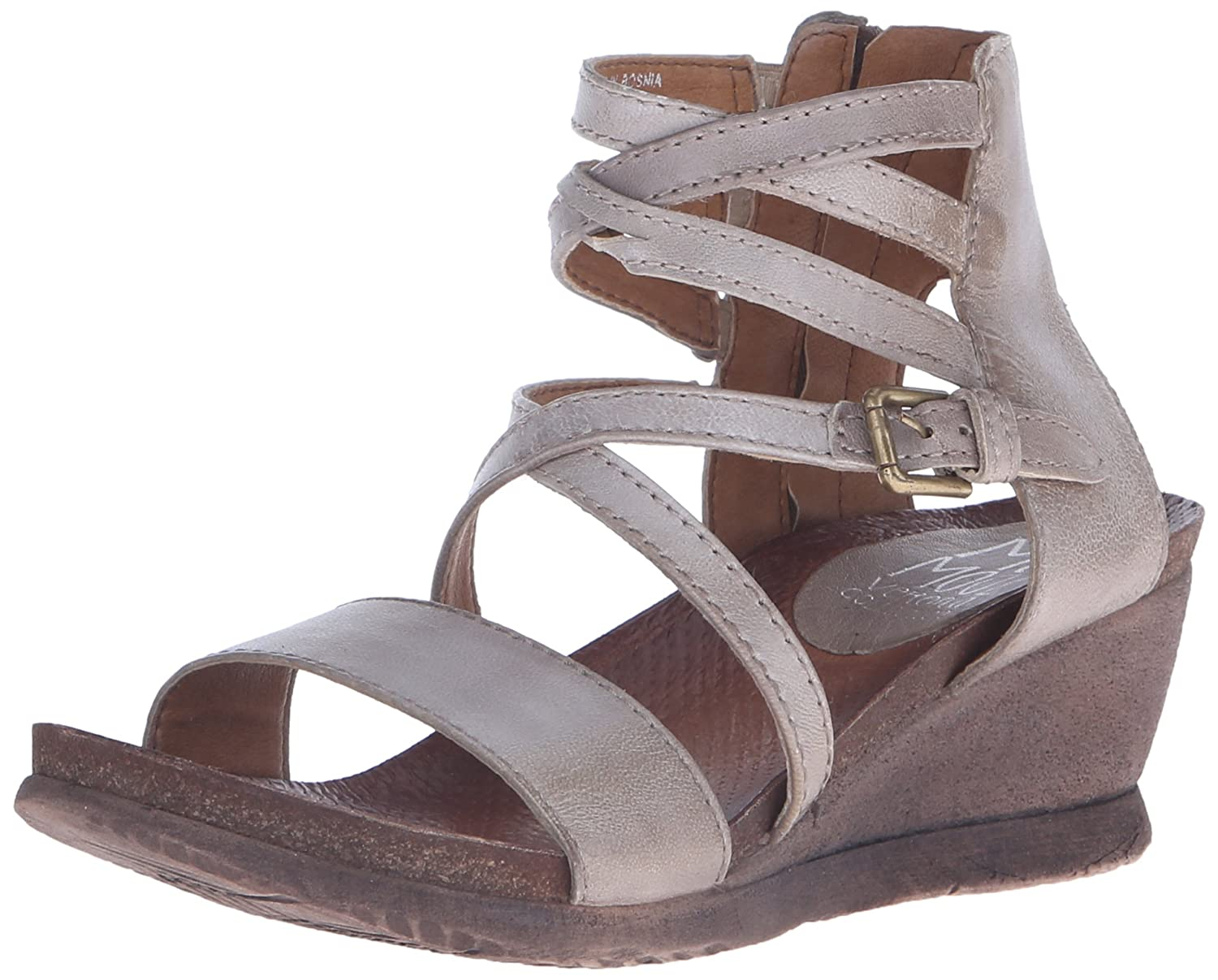 Stone Miz Mooz Women's Shay Fashion Sandals