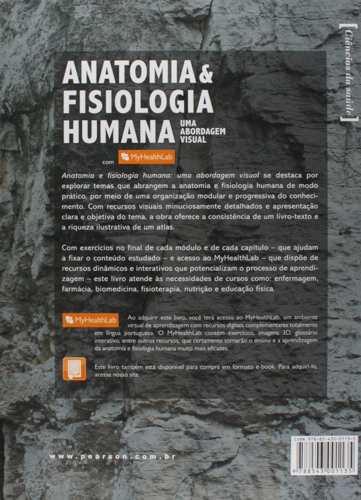 Anatomia e Fisiologia Humana. Uma Abordagem Visual: Frederic H ...