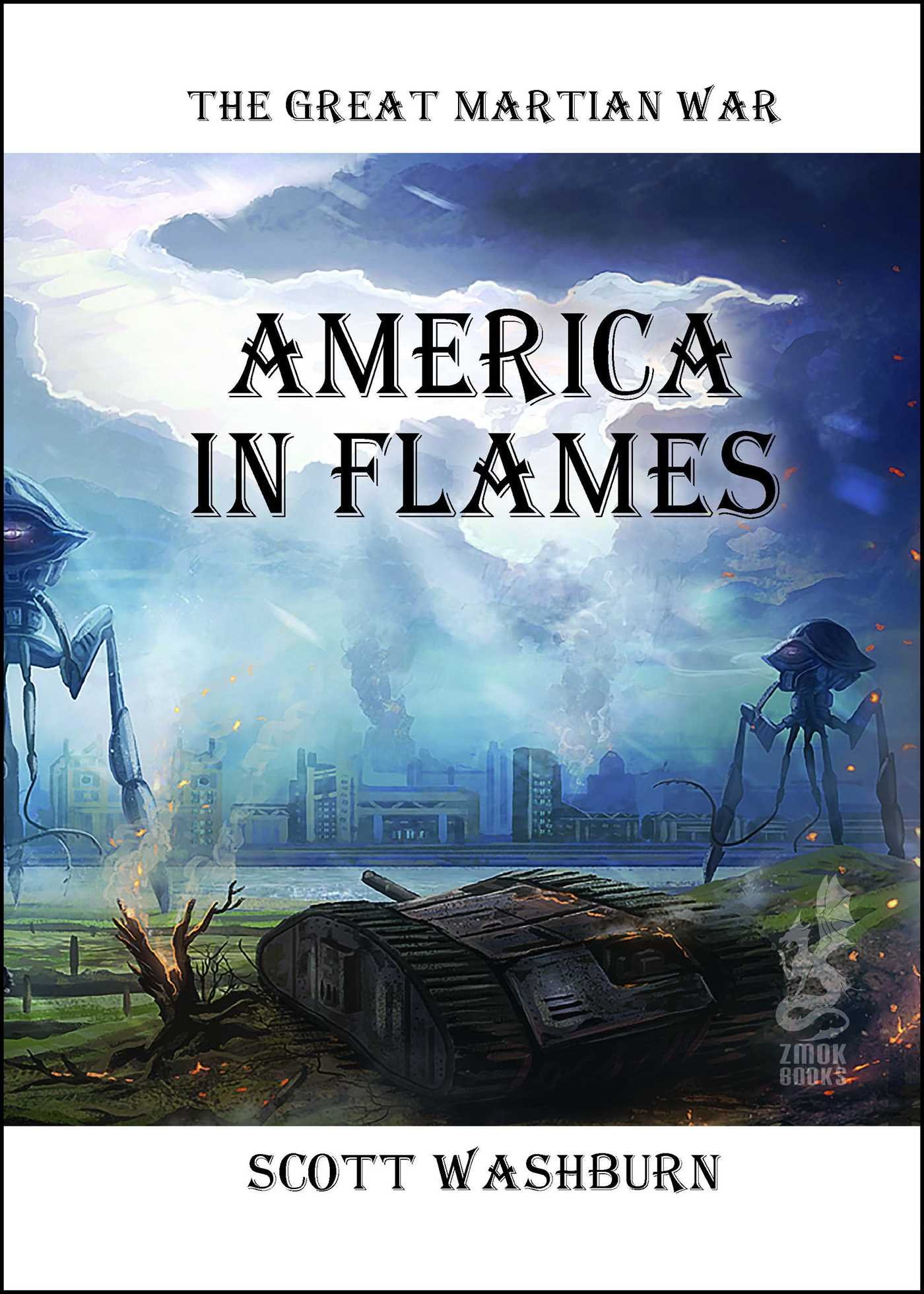Download The Great Martian War: America in Flames pdf epub