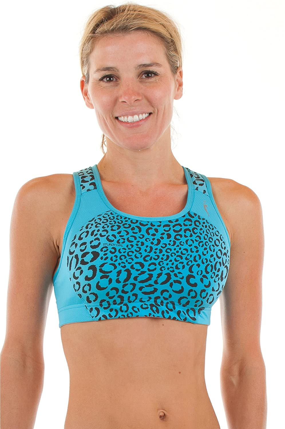 392039ec4 Sturdy Girl Sports Santa Monica Bra at Amazon Women s Clothing store  Sports  Bras