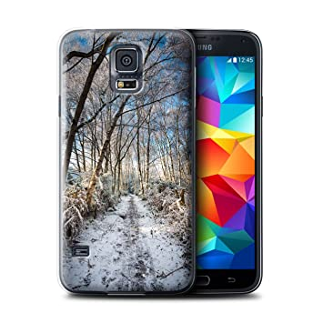 Carcasa/Funda STUFF4 dura para el Samsung Galaxy S5 Mini ...