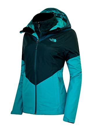 The North Face Women's Aryia 3-in-1 Triclimate Jacket kodiak blue (SMALL