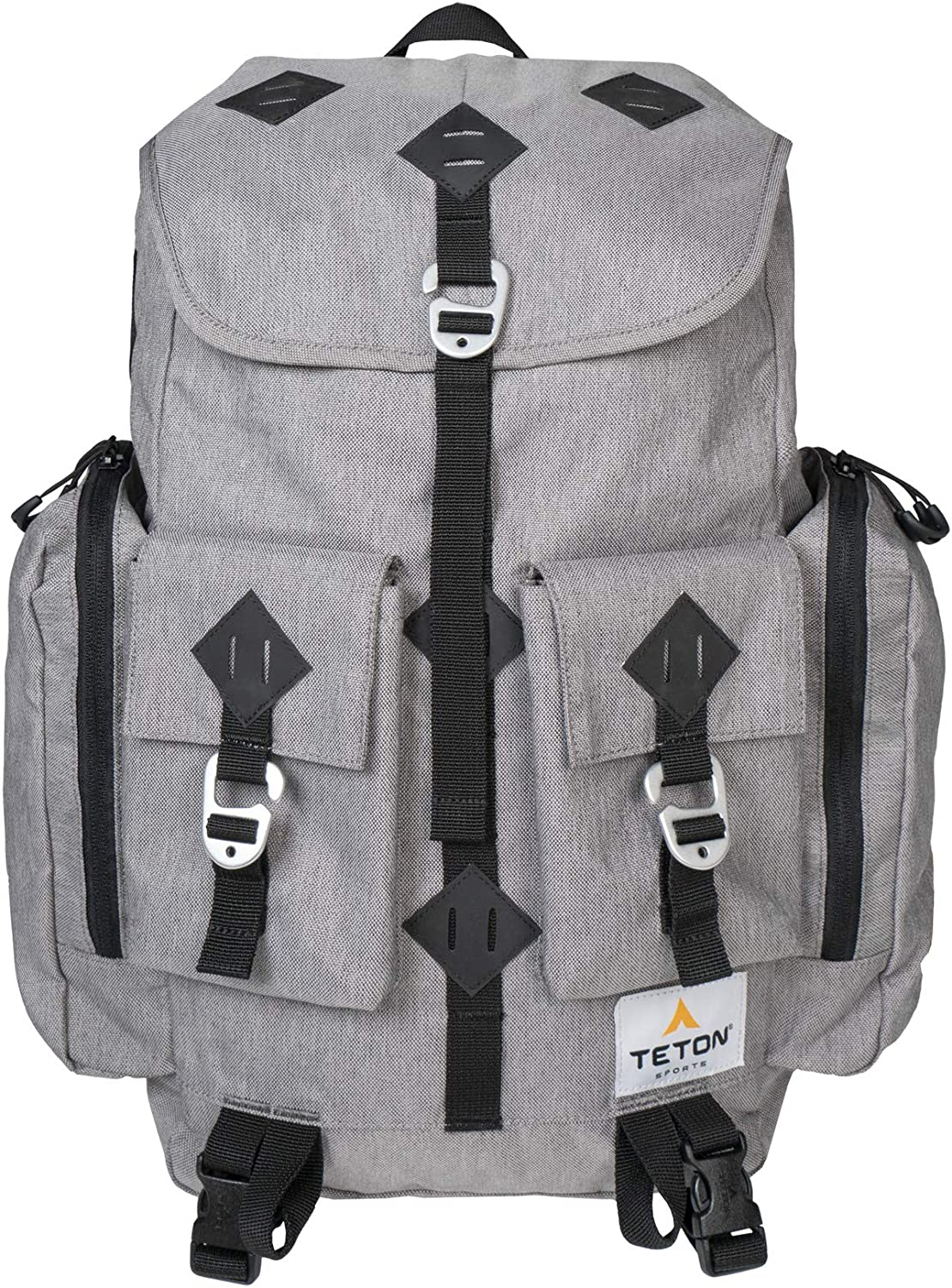 TETON Sports Canvas Backpacks for Travel; Daypack for School, Work and Hiking