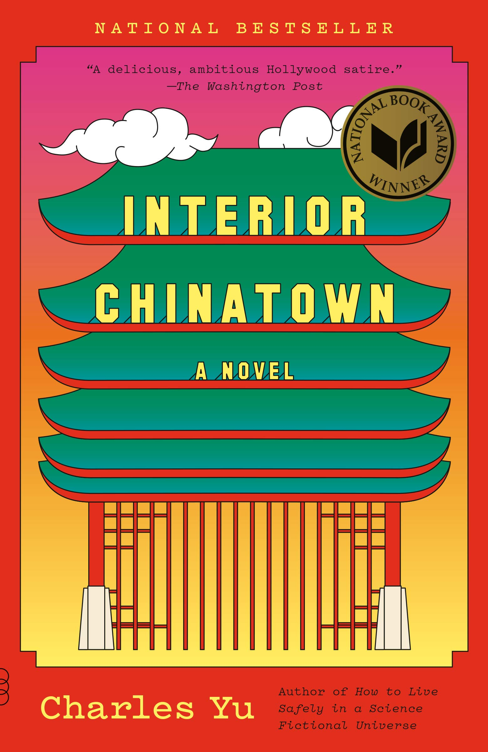 Amazon.com: Interior Chinatown (Vintage Contemporaries) (9780307948472):  Yu, Charles: Books