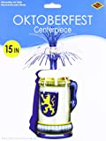 Oktoberfest Centerpiece Party Accessory (1 count) (1/Pkg)