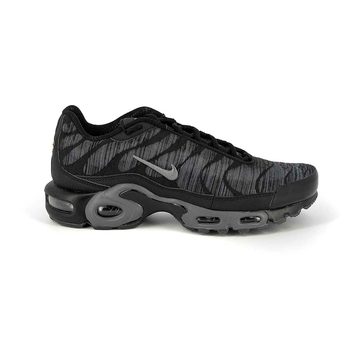 44dfcba2d8 Nike Air Max Plus Jacquard TN Tuned Men's Trainers: Amazon.co.uk: Shoes &  Bags