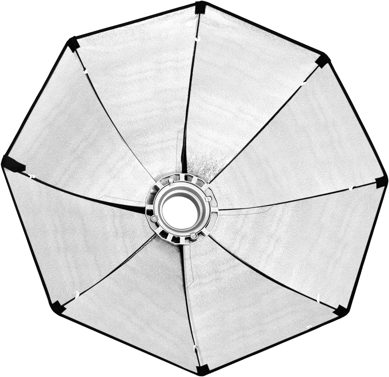 Bowens Mount for Nikon Olympus Neewer 32x32 inches// 80x80 Centimeters Octagonal Speedlite Softbox with S-Type Bracket Holder Sony Pentax Panasonic and Other Strobe Flashes Canon