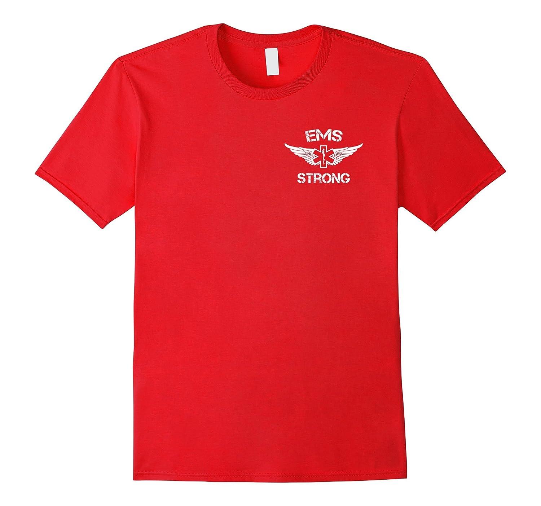 EMS Strong Flight Wings T-shirt-Vaci